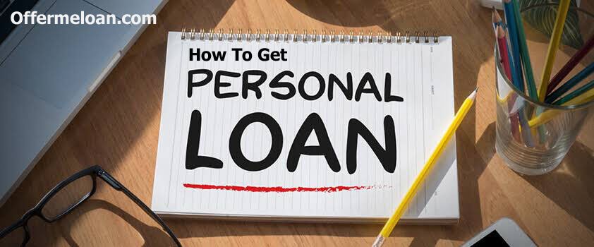 how to get personal loan