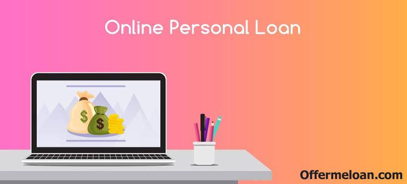 online personal loan